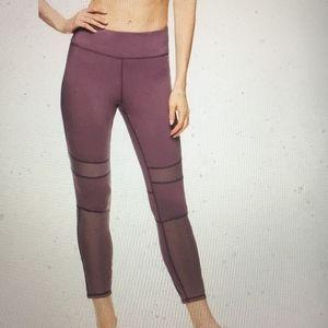 GAIAM Willow Mesh Leggings Size XS